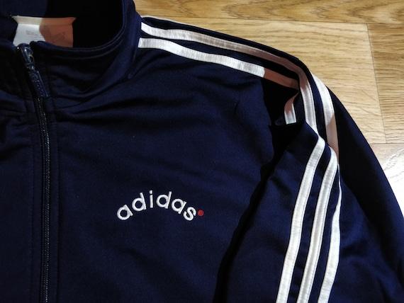 billig Adidas Originals 90er Vintage Herren Trainingsanzug