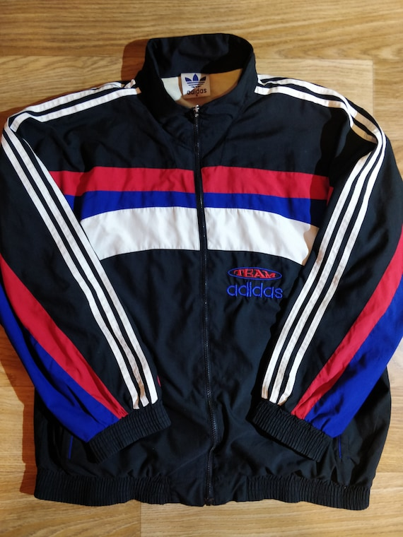 Adidas Originals 80-90's KOREA Vintage Mens Track
