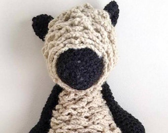 Handmade Crochet Animal - Sheep