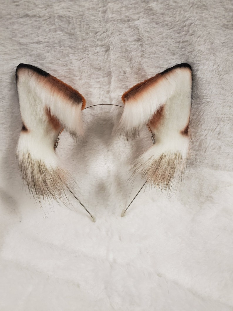 Design Your Own Fox Ears image 0