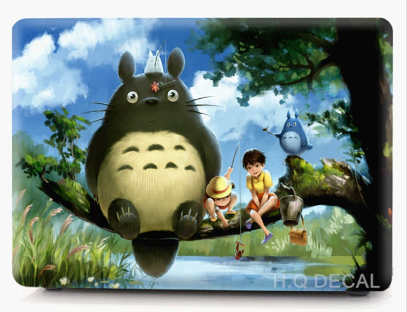 the latest 6155d ea64a MacBook Pro 13 Case Totoro Macbook Air 13 inch Case Macbook Custom Case  MacBook Pro 15 2016 Decal Macbook 12 Case MacBook Retina 13/15 case