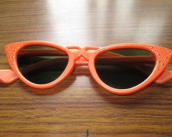 Original vintage Cat Eye 50s sunglasses