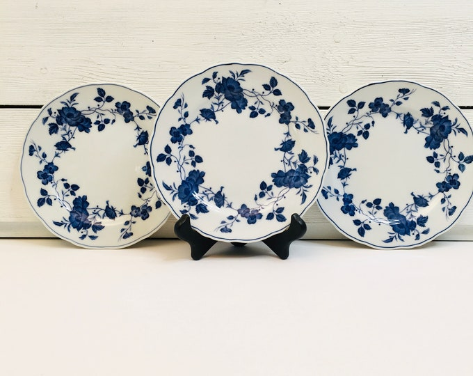 Vintage Royal Meissen - Bread or Salad Plate - Japan (Price includes 3)