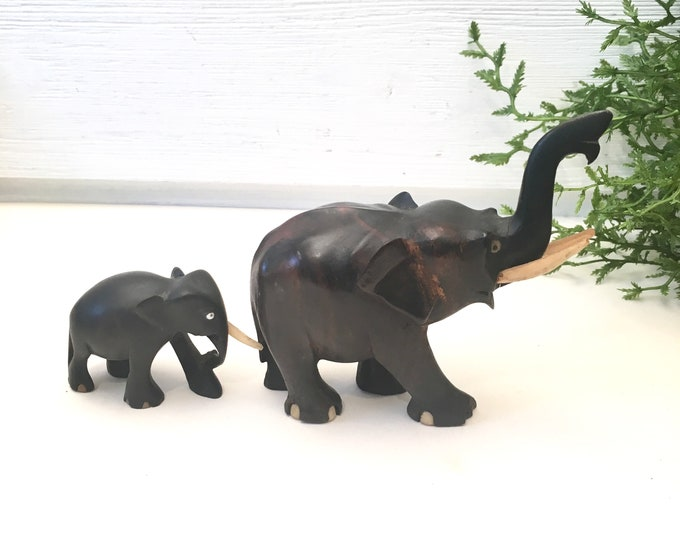 Vintage Elephants (Price includes two)