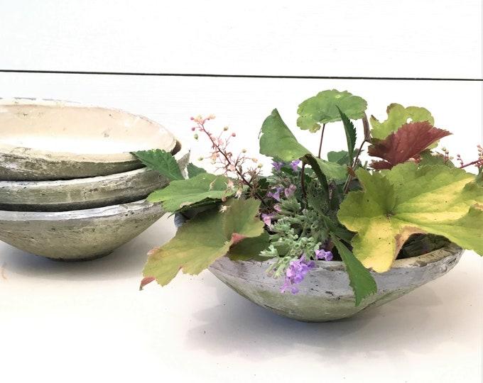 White Terra Cotta Bowl