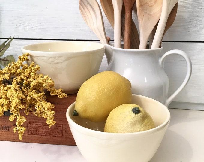 Vintage Homer Laughlin bowls