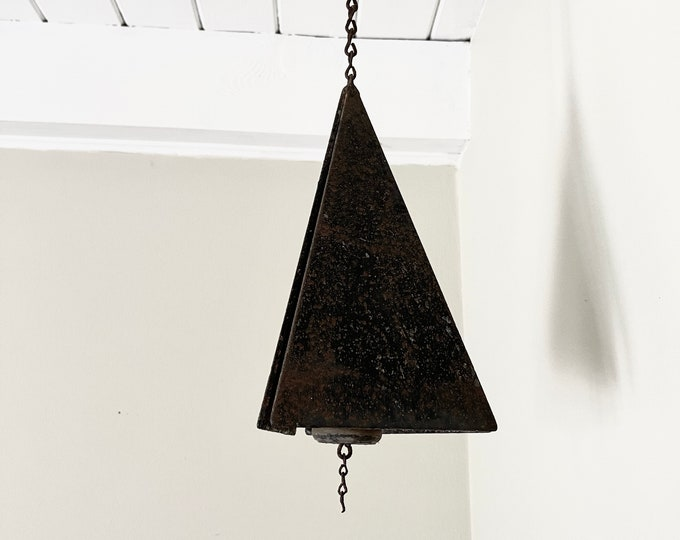 Vintage Bell - Pyramid shape - Wind Chime