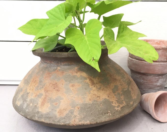 Planter or Garden Pot - Clay