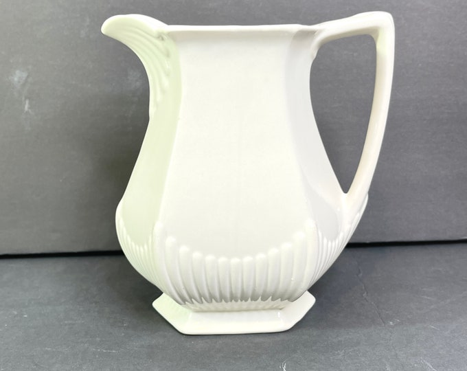 Vintage Ironstone Pitcher - Empress - Made in England