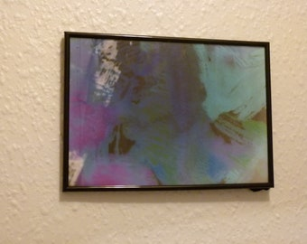 Colour infusion - Framed Wall art