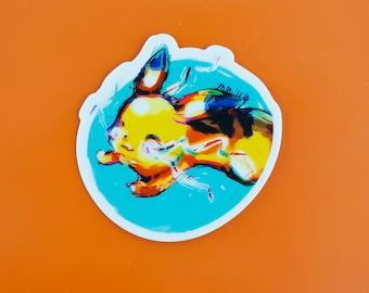 Pikachu Large Sticker