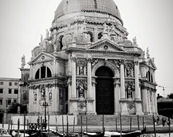 the Salute, Venice, Italy 2001.