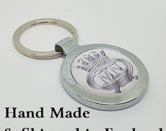 The Merchant Navy (TMN) Key Ring - A Great Gift ecdd39bb387