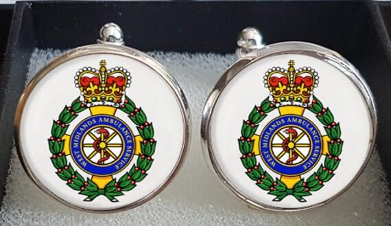 West Midlands Police Cufflinks