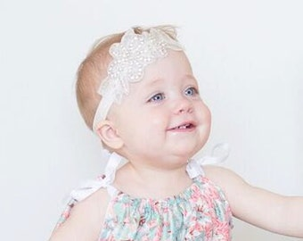 Mabel Crystal Headband
