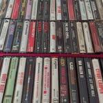 Cassette Tapes List#2--80's-90's Rock, Soundtracks, Oldies,. See list below.