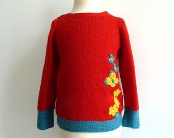 Sweater/knit sweater/wool sweater
