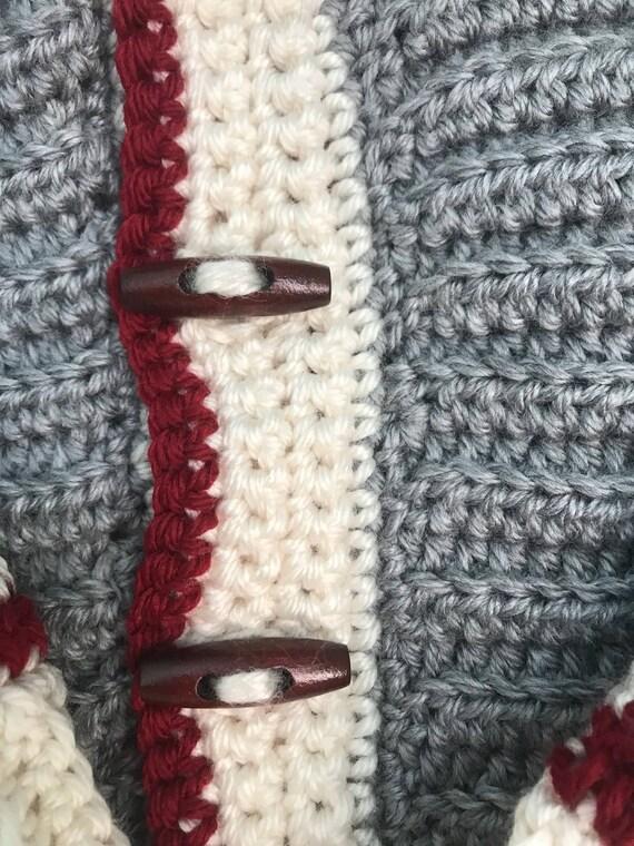 Häkeln Sie Socke Affe Pullover Socke Affe Pullover aller | Etsy