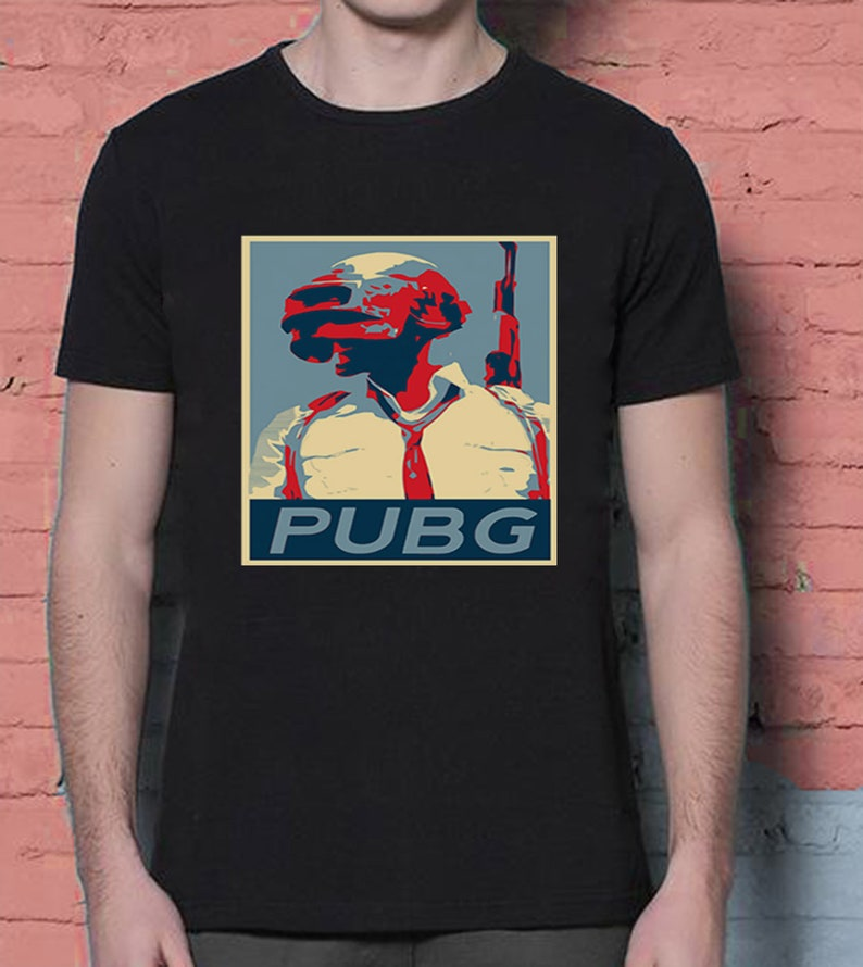 ebf2fbed2 Pubg Obey Parody Funny Poster Pubg Playerunknown'S | Etsy