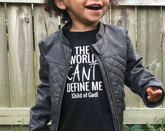 The World Can't Define Me (Child of God)