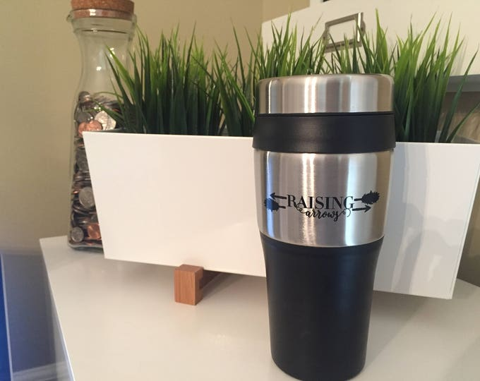 Raising Arrows Travel Tumbler - 16oz