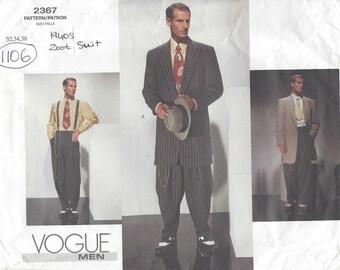 Zoot Suit Etsy