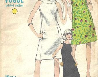 652c328108 1967 Vintage VOGUE Sewing Pattern B36