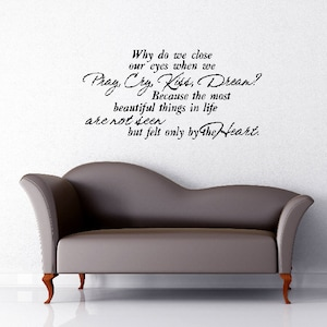 wall sticker, Graphic The greatest joy in Life Wall decal Vinyl Decal Sticker Art Wall Words wall quote
