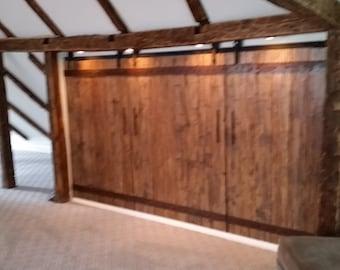 Exterior barn door | Etsy