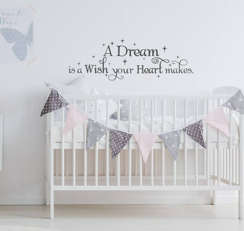 Cinderella Quotes | A Dream Is A Wish Your Heart Makes Cinderella Quotes Etsy