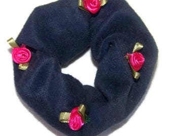 decorative ponytail holders