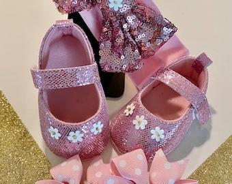 Dressy baby shoes   Etsy