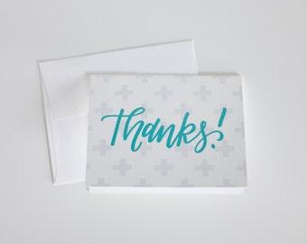 Thanks! Card