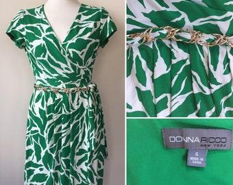 29cd111acef Vintage Donna Ricco dress