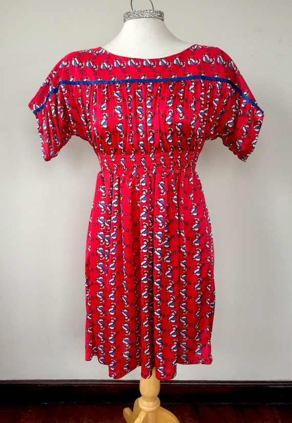 Betsey Johnson Dress, vintage Betsey Johnson, Bets