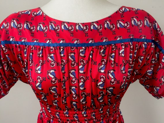 Betsey Johnson Dress, vintage Betsey Johnson, Bet… - image 2