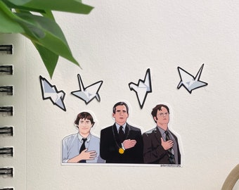 Office Olympics (Sticker Set)
