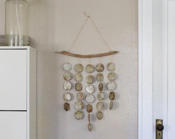 Ceramic wall Hanging, Wall Hanging, Bohemian Wall Hanging, Rustic Wall Hanging, Wall Decor
