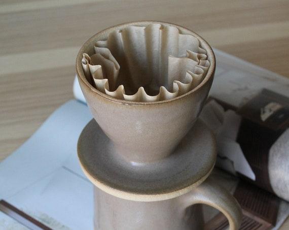 Earthen Coffee Pour Over