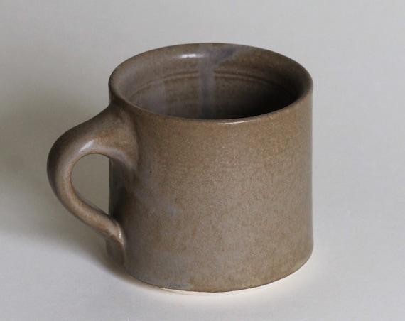Coffee mug, Brown Mug, Tea Mug, Hand thrown Mug, Pottery Mug, Handmade Mug, Ceramic Mug