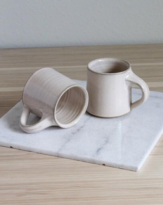 SET OF 2 mugs, coffee mug, pink mug, ceramic mug, handmade mug, tea mug, pottery mug, hand thrown mug