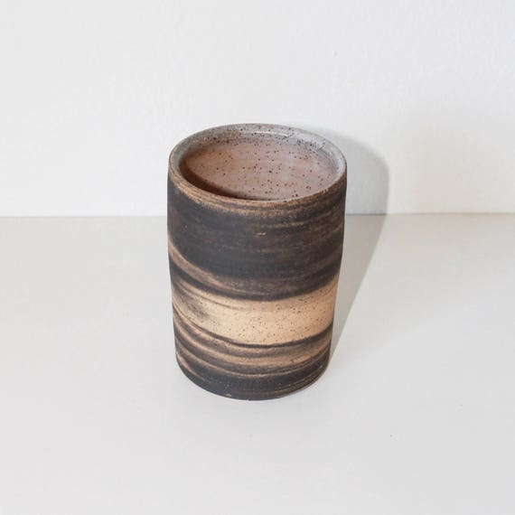 Marbled Ceramic Tumbler, Marbled Ceramic Mug, Ceramic Cup, Coffee cup, Tea Cup, Japanese Tea Cup