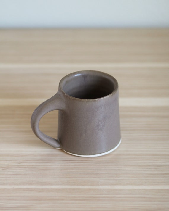 Brown Mug, Tea Mug, Hand thrown Mug, Pottery Mug, Handmade Mug, Ceramic Mug, Coffee Mug