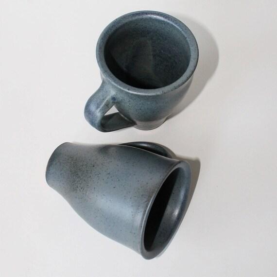 ceramic mug, blue mug, coffee mug, coffee cup, tea cup, handmade ceramic mug, rustic mug