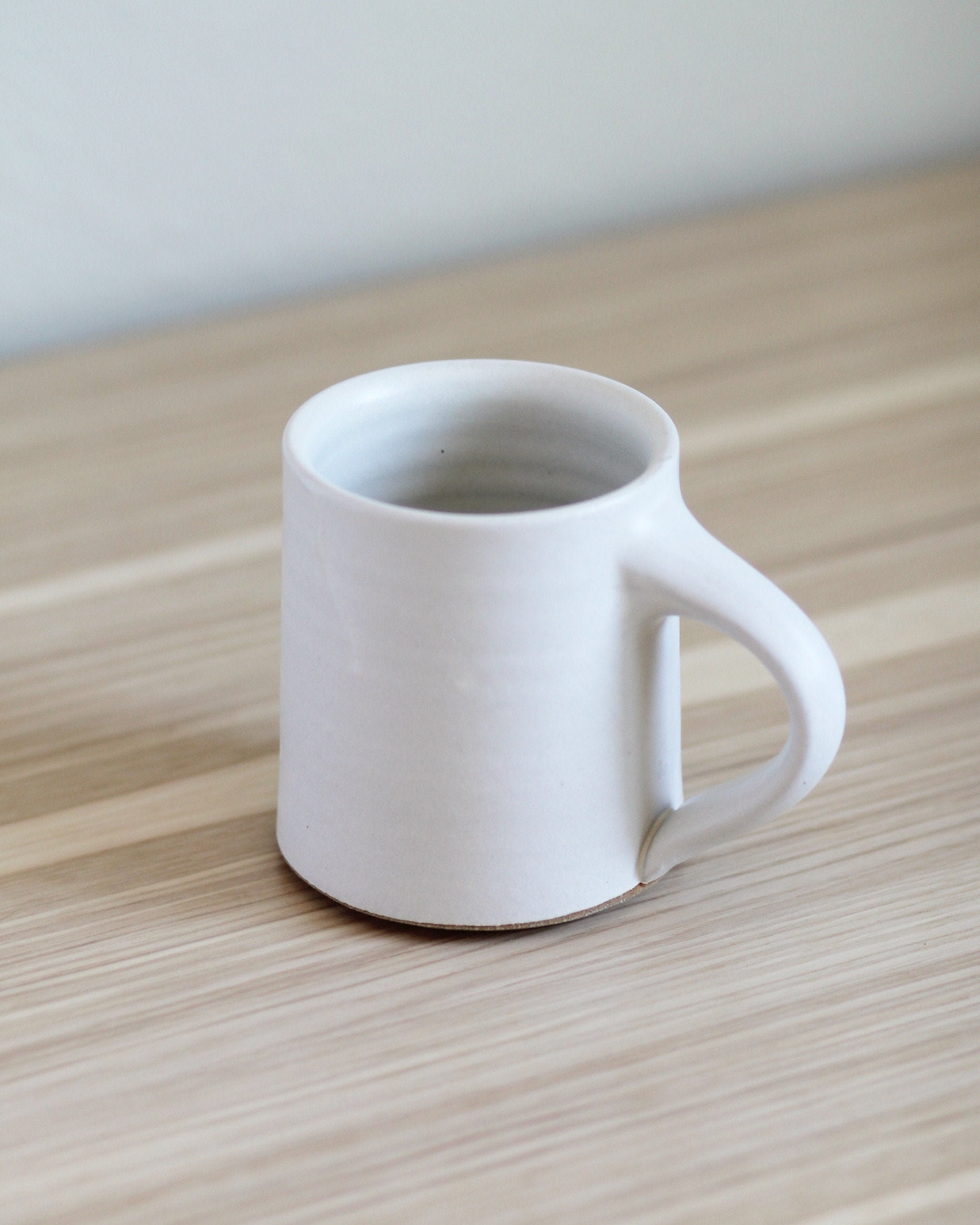 White Mug Ceramic Mug Hand Thrown Mug Handmade Mug Coffee Mug Tea Mug Ceramic Mug Pottery Mug
