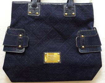 c5f155fd673e Louis Vuitton Inspired Spacious Bag