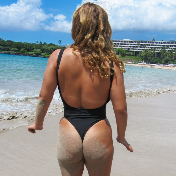 Large Plus Size Fringe Swimwear Neon Green One Piece
