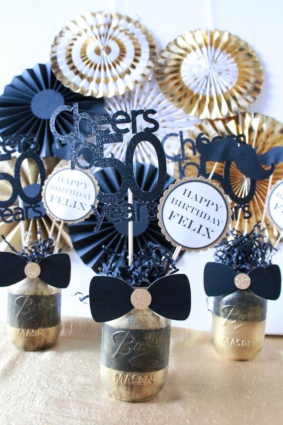 50th Birthdaycheers To 50 Years50th Birthday Decorations50th