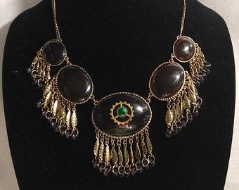 Severus Gypsy Steampunk Necklace