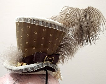 Camilla Steampunk Hat